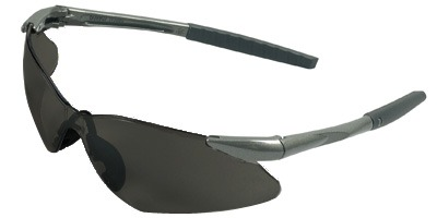 Jackson Safety 3013538 Nemesis Safety Glasses Black/Smoke