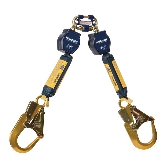 3101277 DBI Sala Nano-Lok Twin Leg SRL, Aluminum Rebar Hooks