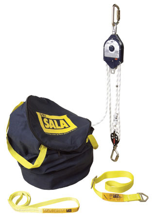 3600210 DBI Sala Rescue Positioning Device System (RPD), 50 ft Travel