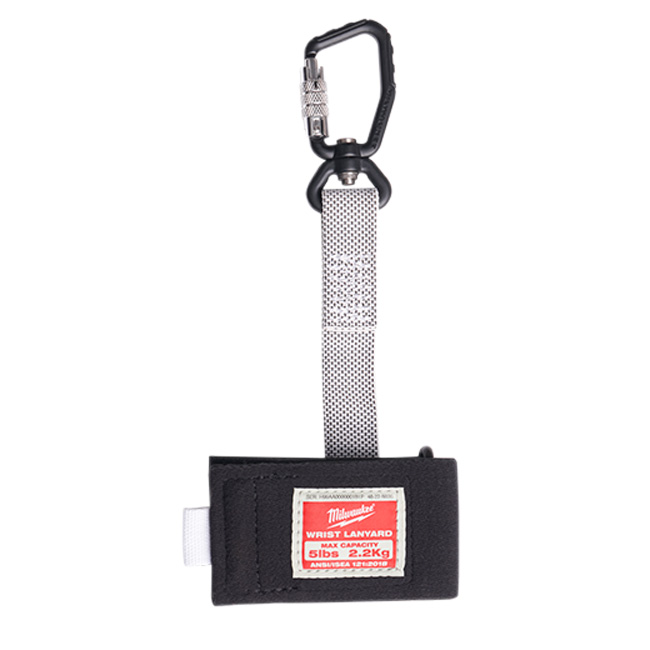 Milwaukee Wrist Lanyard with Carabiner | 48-22-8835 from GME Supply