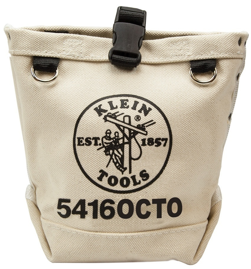 Klein Tools 5416OCTO Canvas Pouch from GME Supply