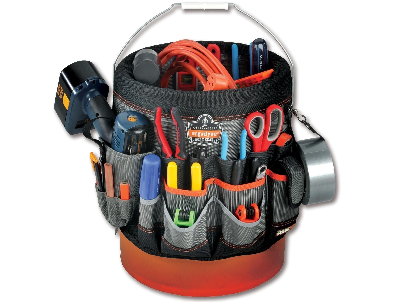 5860 Ergodyne Arsenal 56-Pocket Bucket Organizer