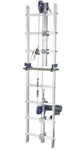 6160006 Lad-Saf Powered Climb Assist System