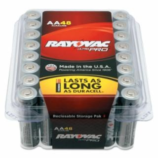 Rayovac Ultra Pro 1.5V AA Alkaline Batteries from GME Supply