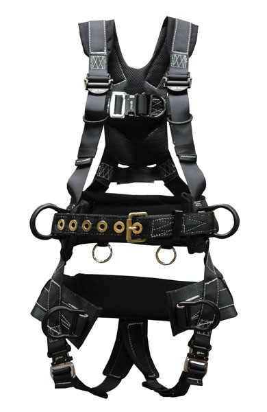 67600, Elk River Peregrine Platinum Tower Climbing 6 D-ring Harness from GME Supply