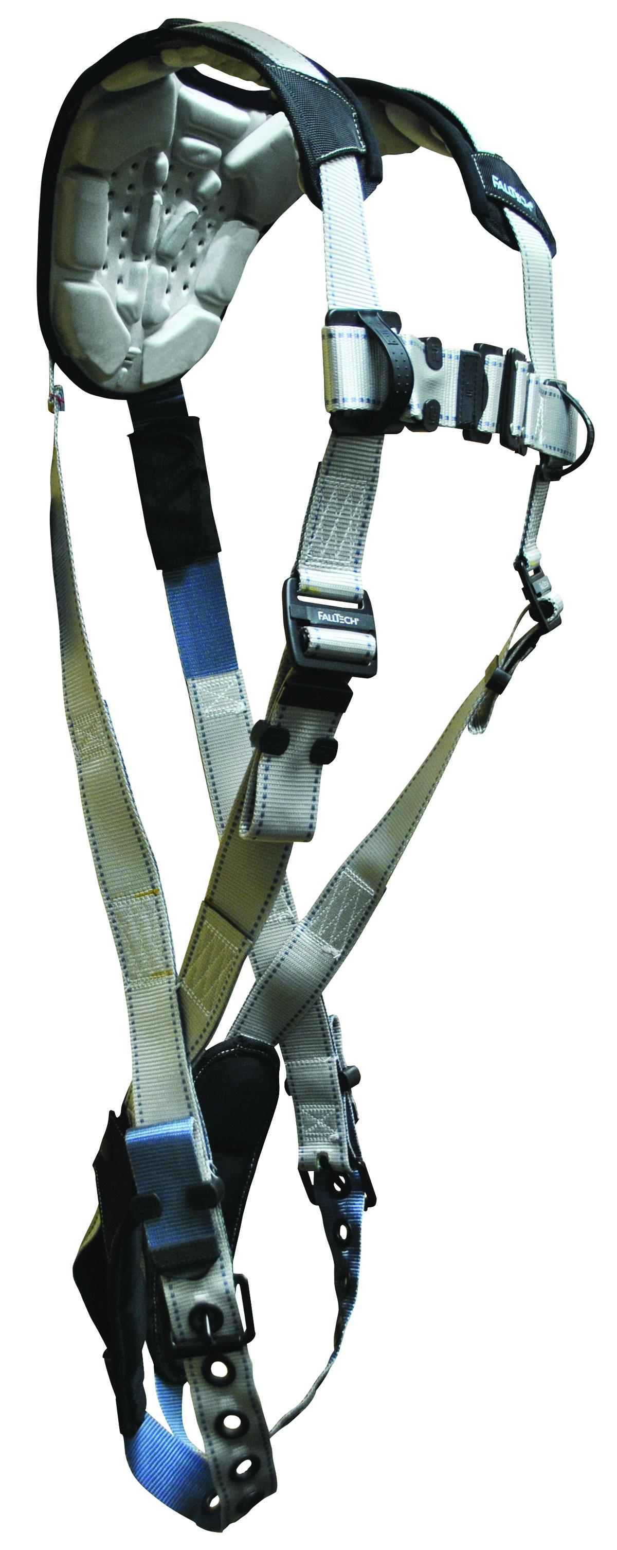 7086 FallTech FlowTech 1 D-ring Full Body Harness