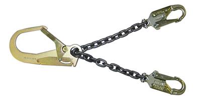 8250LT FallTech Rebar Chain Positioning Assembly