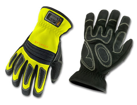 Ergodyne ProFlex 730 Fire & Rescue Performance Gloves