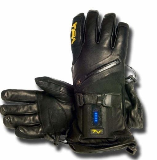 Volt Titan Men S Leather Heated Work Gloves