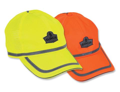 GloWear® 8930 Class Headwear Hi-Vis Baseball Cap