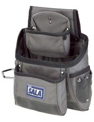 9504072 DBI Harness Pocket Tool Bag, 15 Pocket Pouch