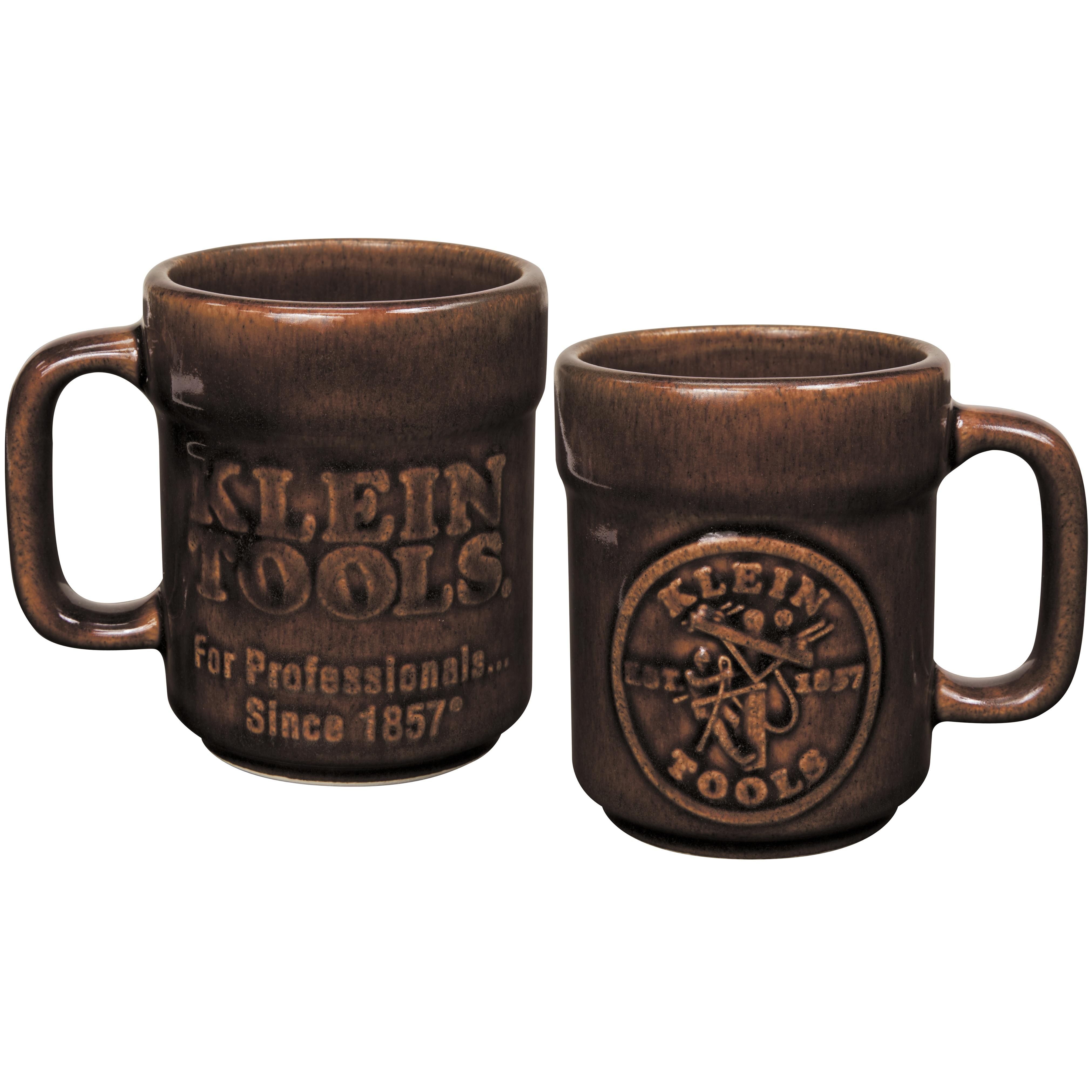 Klein Tools 96691 Vintage Ceramic Mug