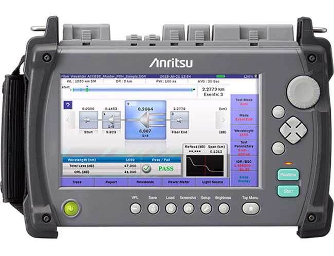 Anritsu MT9085 Series OTDR-ACCESS Master from GME Supply