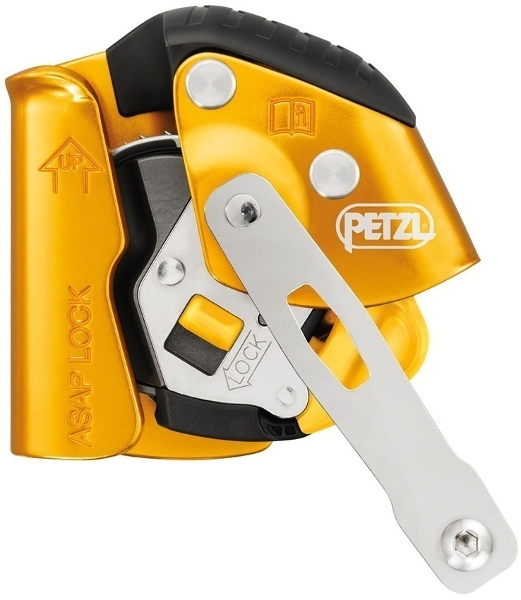 Petzl ASAP Lock Mobile Fall Arrester from GME Supply