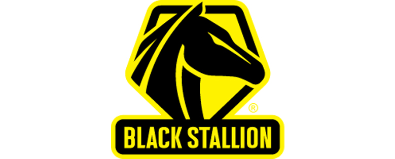 This product's manufacturer is Black Stallion