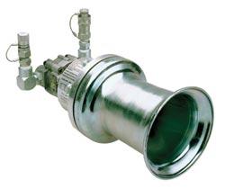 C3081180 AB Chance Capstan Hydraulic Cathead Hoist / Winch w/ Foot Control Switch