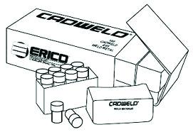 Cadweld Weld Metal