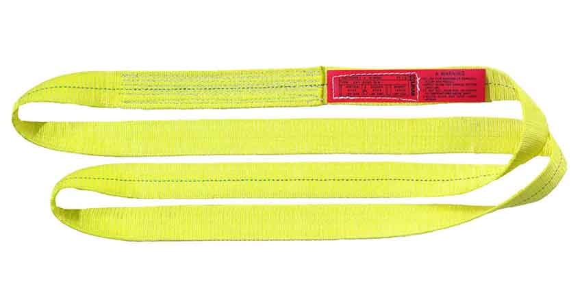 LiftAll 4 Inch 1 Ply Polyester Endless Web Slings from GME Supply