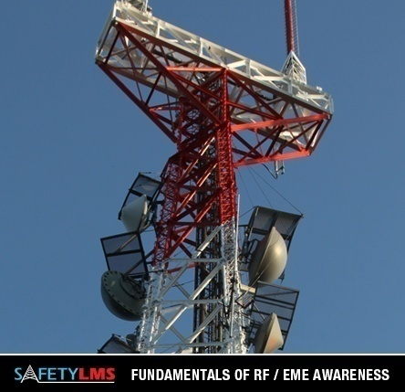 Safety LMS Fundamentals of RF/EME Radiation Online Course from GME Supply