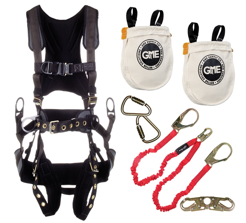 GME Supply 90012 French Creek STRATOS Tower Climbing Kit from GME Supply