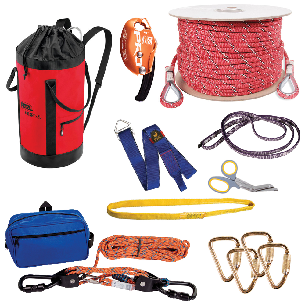 GME Supply 9126 Standard Rescue Kit from GME Supply