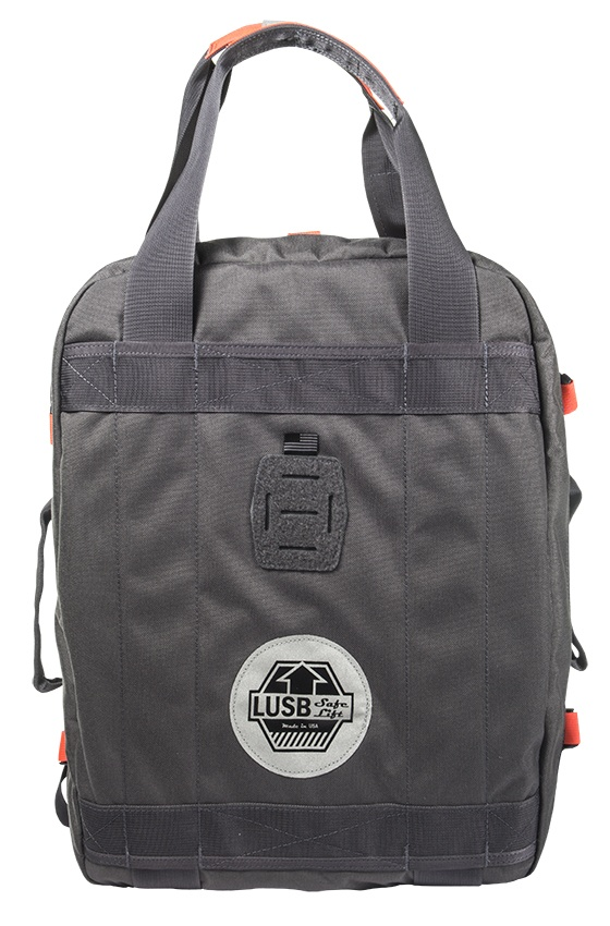 Last US Bag Black Flag Backpack from GME Supply
