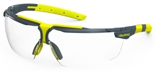 HexArmor VS300 TruShield Safety Glasses HX-11-19002-03 / HX-11-19004-08 from GME Supply