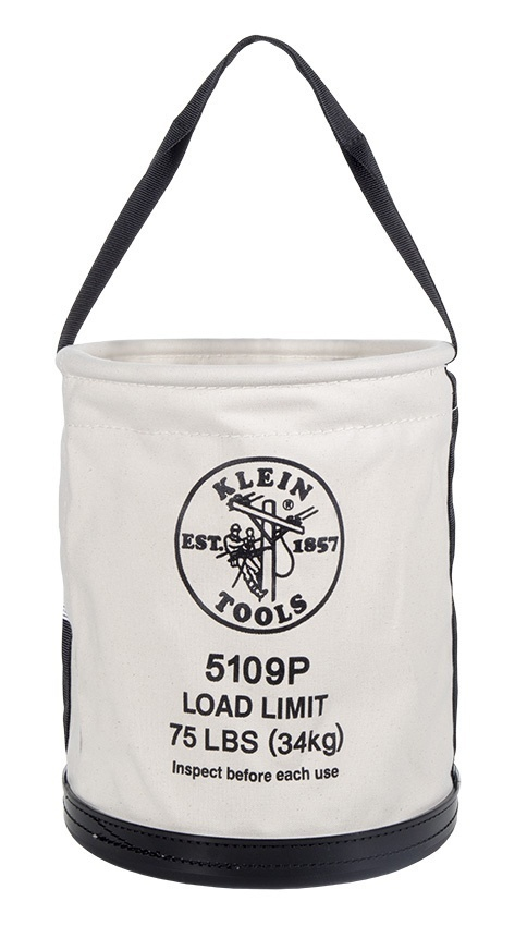 5109P Klein Bucket with inside pocket from GME Supply