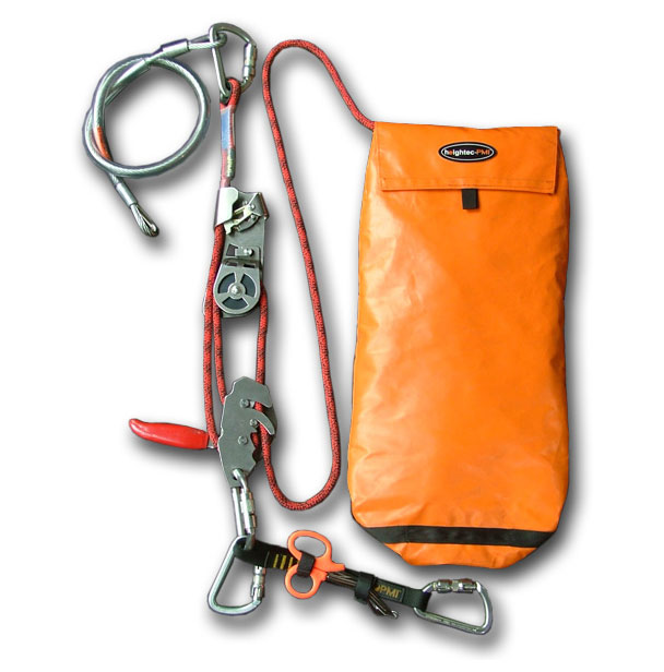 PMI Towerpack II Self Evacuation/Rescue Repelling System
