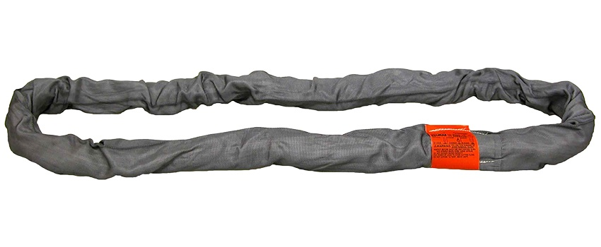 LiftAll Gray Endless Round Sling from GME Supply