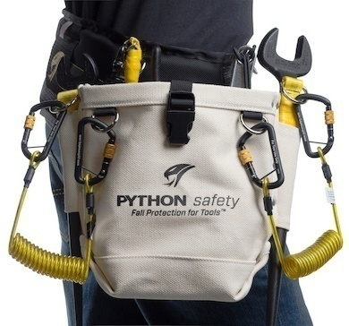DBI Sala 1500132 Utility Pouch (Tools and tool lanyards sold separately) from GME Supply