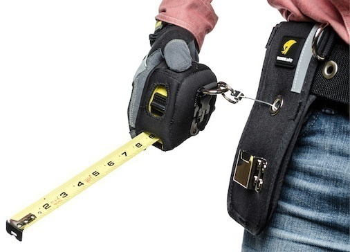 DBI Sala 1500099 Medium Tape Measure Sleeve with Retractor Holster from GME Supply