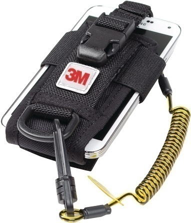 DBI Sala Adjustable Radio/Cell Phone Holster Tether Kit from GME Supply