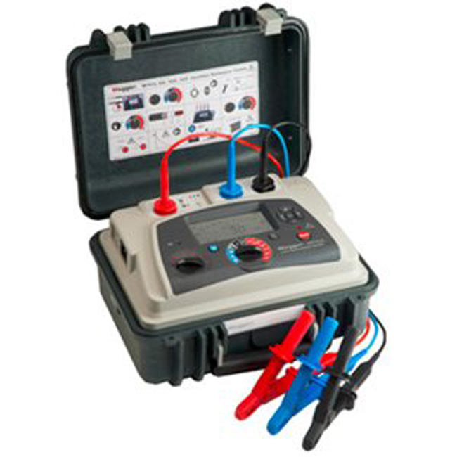 Megger 15KV Insulation Resistance Tester from GME Supply