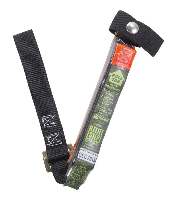 Miller Relief Step Safety Device Model 9099 2pack for sale online