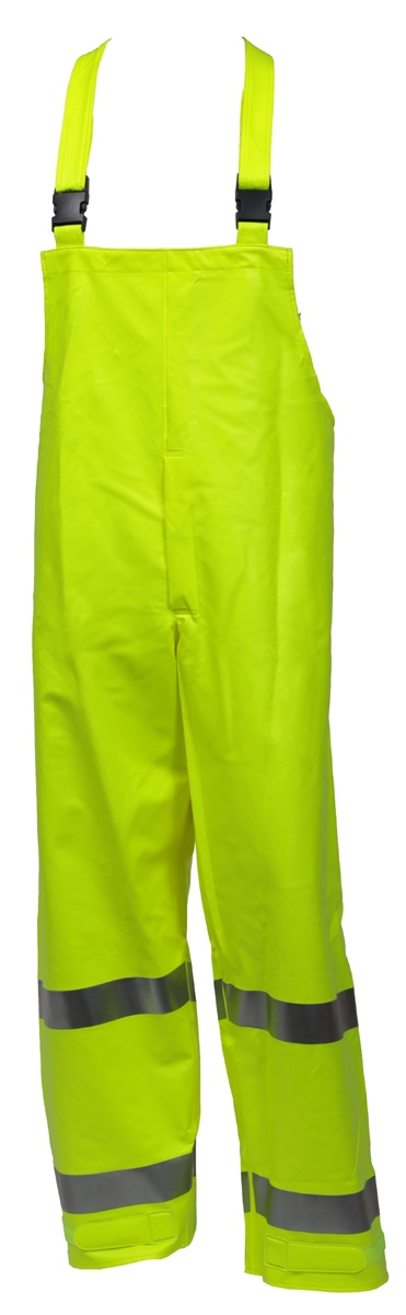 Tingley Eclipse FR Class E Hi-Vis Coveralls – Lime from GME Supply