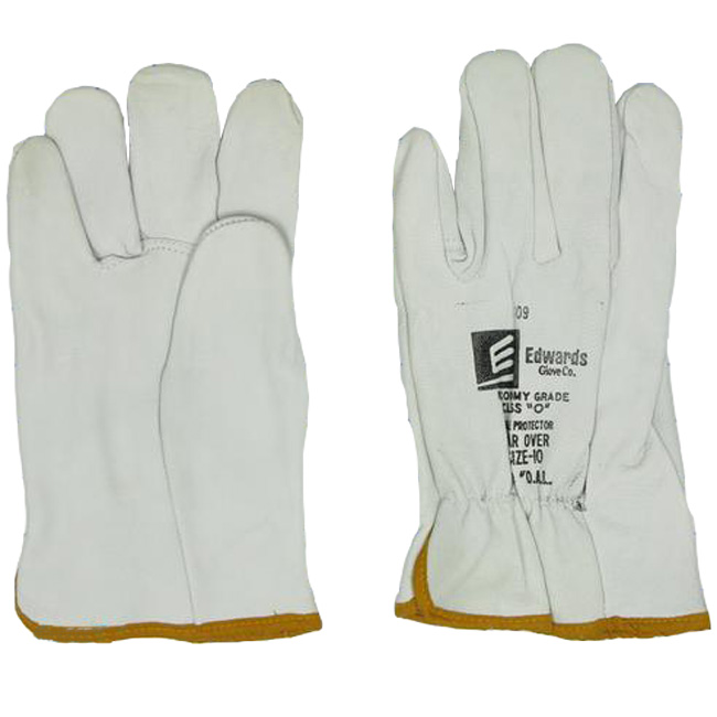 OEL Goatskin Cover Gloves from GME Supply