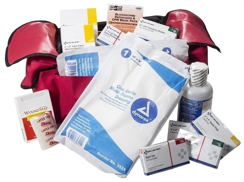 Pac-Kit GME Supply EMS Bag from GME Supply