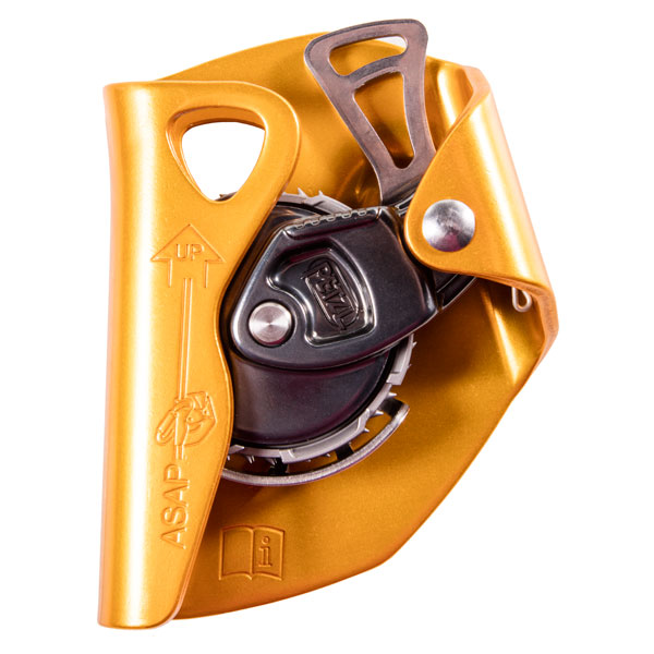 Petzl ASAP Mobile Rope Grab from GME Supply