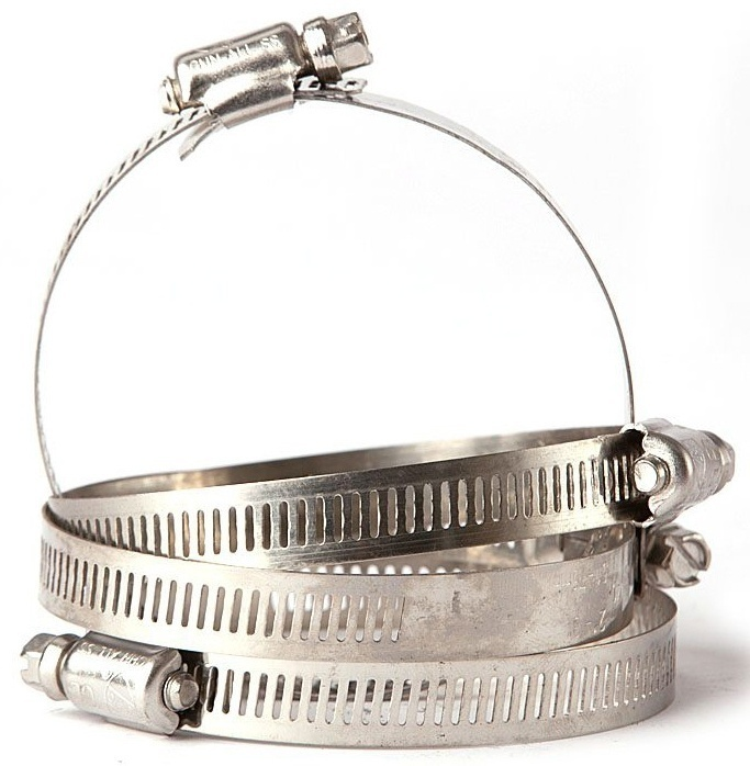 Izzy Industries Stainless Steel Hose Clamps from GME Supply