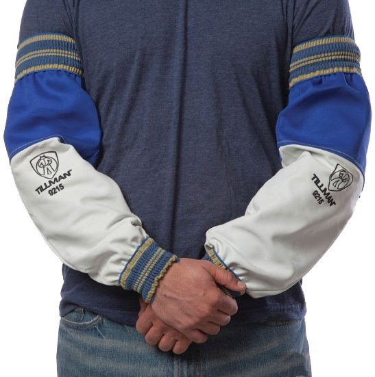 Tillman FR Top Grain Goatskin Sleeves from GME Supply