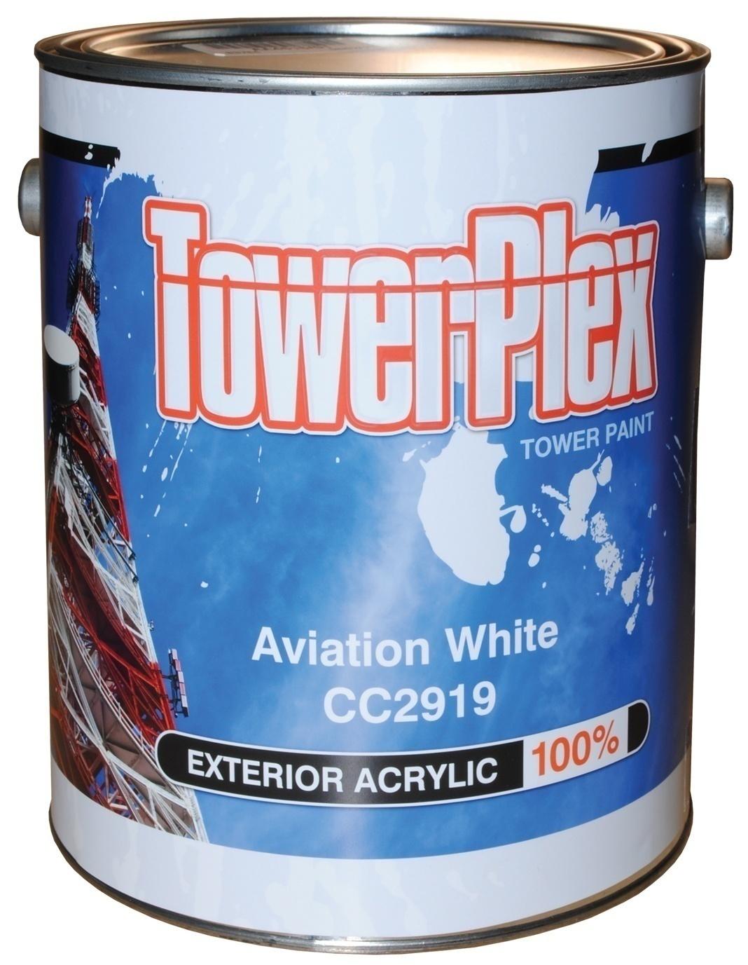 CC2919 TowerPlex Aviation White Tower Paint