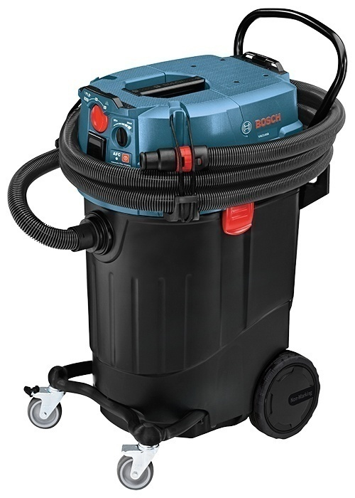 Bosch 14 Gallon Dust Extractor with Auto Clean HEPA Filter from GME Supply