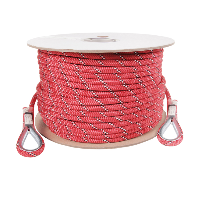 WestFall Pro 7/16 Inch PSK Kernmantle Rope with Two Sewn Eyes from GME Supply