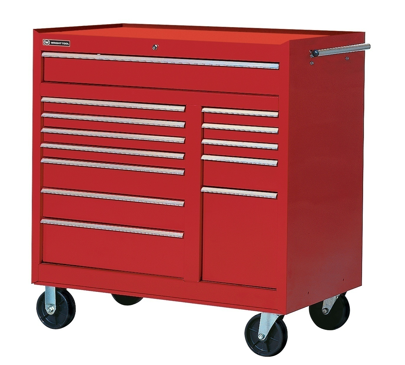 Wright Tool WT855, 13 Drawer Roller Cabinet from GME Supply
