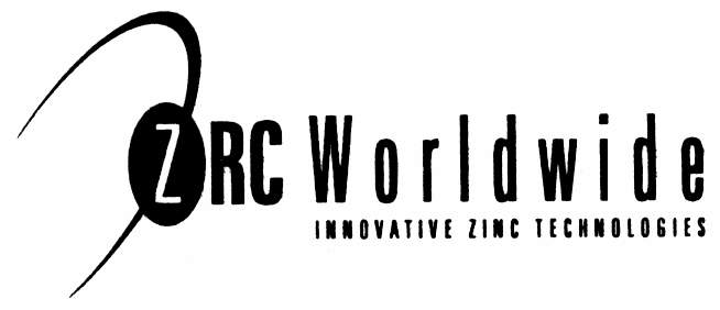 This product's manufacturer is ZRC Worldwide