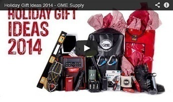 Holiday Gift Ideas 2014 - GME Supply