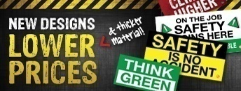 Safety Banners - GME Supply